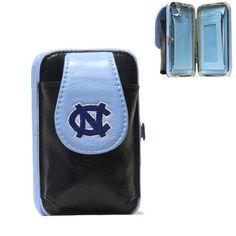 North Carolina Tarheels Cell Phone Holder Wallet