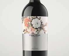Coco i Fino Spanish Wine. Adore this packaging. [Dear Heart]
