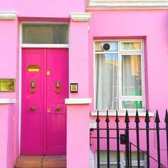 Pink, pink, & pink
