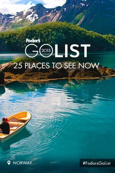 What should be on your holiday wish list? A trip to one of these must see places!