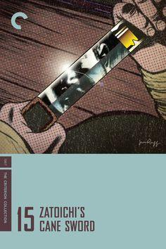 'Zatoichi 15: Zatoichi's Cane Sword' (1967)