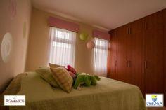 Dormitorio, Condominio Agapantos  promueve y vende: Debursa PBX: 7931-7600 www.debursa.com #Condominio #Quetzaltenango #Debursa #Financiamiento