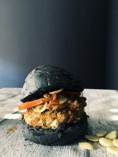 Sicilian tuna burger recipe   Italian recipes by Gourmet Project
