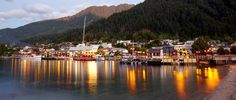 Queenstown and the Lakes District named by Lonely Planet as a Top Ten must-visit region for 2012!