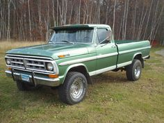 original classic ford truck photos | 1971 Ford F-250 - Ford Trucks for Sale | Old Trucks, Antique Trucks ...