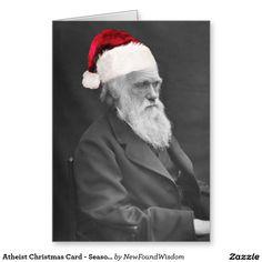 Darwin Christmas Card - Season's Greetings