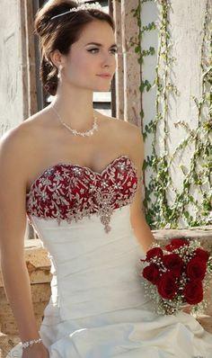 Mary's Bridal Spring 2013 Wedding Dresses
