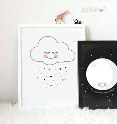 Plakat SWEET CLOUD a3
