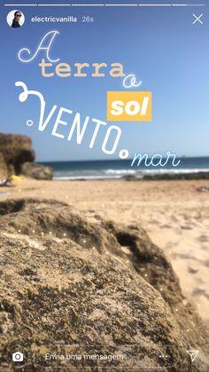 Verão e praia #summer #praia #beach #verão #storiescriativos #instagramstories