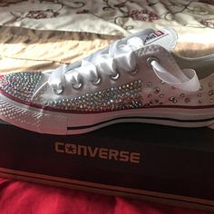 9869f90599ef Custom personalized items. by BlingDivaz. Custom ConversePersonalized Items