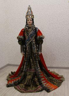"""Царица казанского ханства """"Сююмбике"""" - Русские куклы"""
