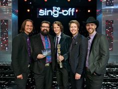 Home Free Vocal Band winners of the Sing Off! <3 them so much!