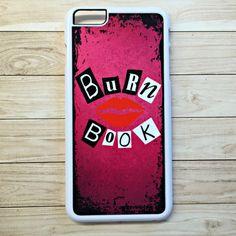 """Handmade """"Mean Girls"""" Inspired """"Burn Book"""" Case"""