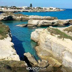 Puglia: #Roca #Vecchia #Melendugno LE Foto di @antoniomonti8... (volgopuglia) (link: http://ift.tt/2eCTsqu )