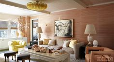 Caneron Diaz living room