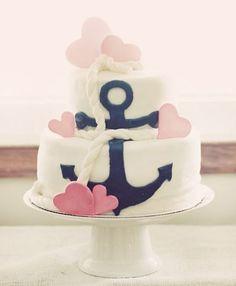 Sailor cake. #creativecakes #delicious #food