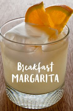 A tasty #margarita you can enjoy in the morning? Yes, please.