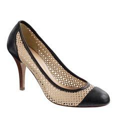 JCrew Mona Trellis Pump, otherwise known as my latest shoe crush. Gorgeous.
