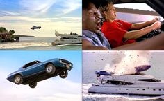 'Fast and Furious': 11 Best Car Chases 8. Can cars swim? ('2 Fast 2 Furious,' 2003)