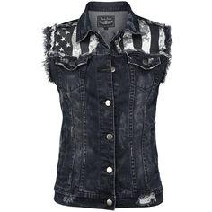 Jeans Waistcoat