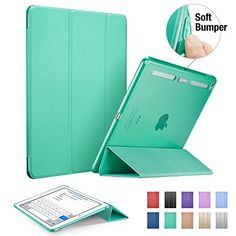 iPad Mini 4 Case, iPad Mini 4 Cover, ESR® Soft TPU Bumper Edge Smart Case Stand Cover with Auto Sleep/Wake for Apple iPad Mini 4 (2015 Edition) _ Mint Green ESR http://www.amazon.com/dp/B014KAJQVY/ref=cm_sw_r_pi_dp_kH9swb132R4N4