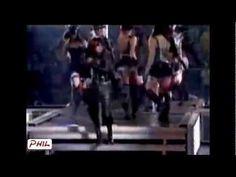 Janet Jackson: All 4 You, Rhytm Nation, Timberlake (Super Bowl 2004)