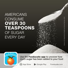 """Fooducate is an awesome app!! It'll help you """"be in the know"""" about what's in your food!"""