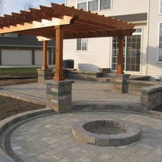 Pergola Shade Design Ideas, Pictures, Remodel, and Decor - page 3