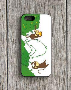 25 Monkey Tree Fruit iPhone 5 | 5S Case