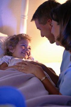 16 Perguntas para fazer ao seu filho antes dele dormir! - Just Real Moms - Blog para Mães