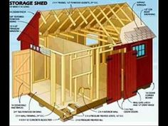 Storage Shed Plans - Over 12,000 Shed Plans: https://www.youtube.com/watch?v=SzwzMA3zyNo