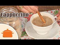 PANELATERAPIA - Blog de Culinária, Gastronomia e Receitas: Cappuccino Caseiro