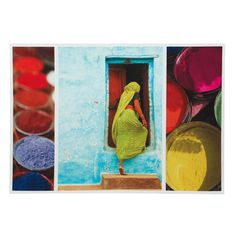 Bild Indian Colors