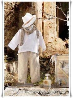 Βαπτιστικά Ρούχα Για Αγόρι bra034