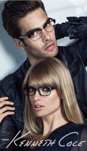 kenneth cole ny and kenneth cole reaction frames now available at ramsey eyecare