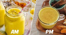 Natural Remedies For Flu Drink This Ginger-Turmeric Mixture Before Bed to Clean Your Liver And Never Wake Up Tired Again Detox Drinks, Healthy Drinks, Healthy Tips, Healthy Recipes, Juice Recipes, Detox Recipes, Healthy Habits, Cake Recipes, Healthy Food