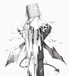 Dark Art Illustrations, Illustration Art, Manga Art, Anime Art, Sun Projects, Arte Obscura, Vent Art, Sad Pictures, Sad Art
