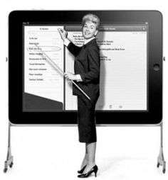 Welcome to iPad School