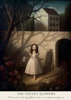 Paintings by British artist Stephen Mackey Creepy Art, Weird Art, Arte Horror, Horror Art, Dark Art Illustrations, Illustration Art, Stephen Mackey, Arte Lowbrow, Illustrator