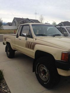 1987 Toyota Pickup Used Toyota Trucks For Sale, Tonka Toys, Vehicles, Car, Automobile, Cars, Vehicle, Autos, Tools