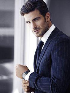 Aitor Ocio (also a former Spanish Soccer Player) | Raddest Men's Fashion Looks…