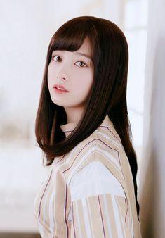 Kanna - Chan is the best ~~ Hot Japanese Girls, Japanese Models, Cute Asian Girls, Beautiful Asian Girls, Actor Model, Kawaii Girl, Female Portrait, Lady, Pretty Woman