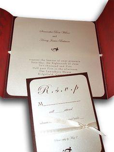 Unique Wedding Invitations | wedding invitations, custom wedding invitations, unique wedding ...