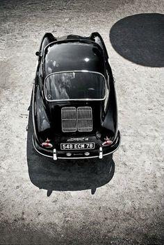"vintageride: ""Porsche 356 Carrera """