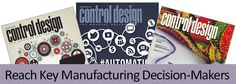 Reach Manufacturing Decision-Makers with Control Design