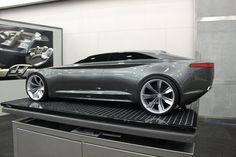 Lincoln MKF Concept
