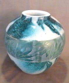 Superbe Vase Patte DE Verre ART Deco Signé Legras Lorrain Lalique | eBay