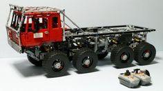LEGO Set MOC-1963 - Tatra 813 Trial Truck