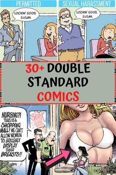 30+ Double Standard Comics