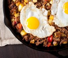 Chicken and Bacon Hash | James Beard Foundation